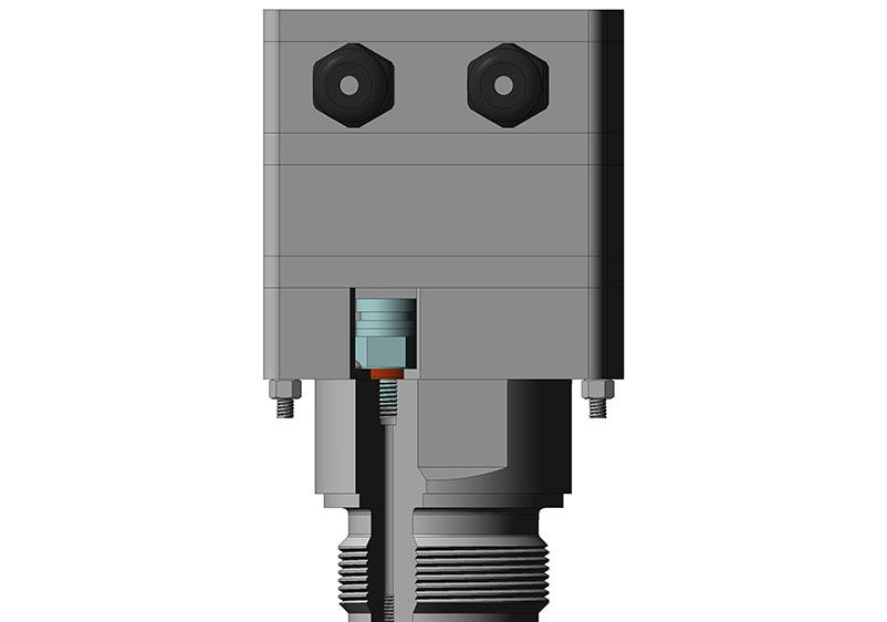 ДЖС-7М с датчиком давления