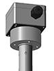 Датчик ДЖС-7 с боковым креплением